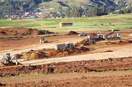 MTC presentará Estudio de Impacto Patrimonial del aeropuerto de Chinchero antes de junio