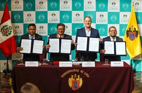 Arequipa, Cusco, Lima y Rímac crean Red de Ciudades Patrimonio de la Humanidad
