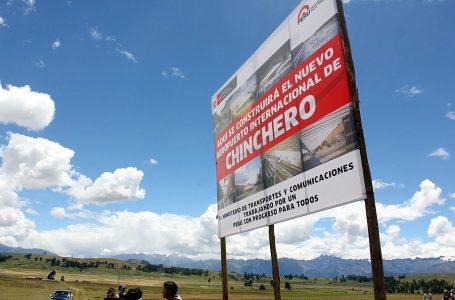 Corpac inspecciona aeropuerto de Cusco y zona del futuro terminal de Chinchero