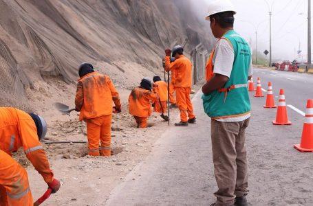 Instalan cerco perimétrico de 15 mil metros en acantilados de la Costa Verde