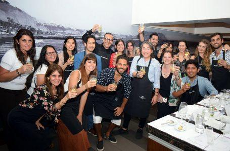 Maridaje de bombones y piscos premium en hotel Crowne Plaza Lima