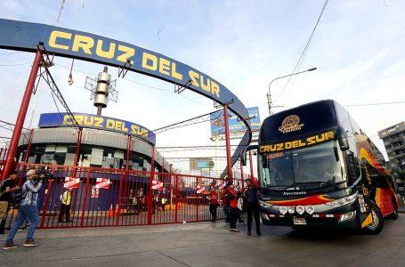 Excluciva apoyará la operación de Cruz del Sur tras clausura de terminal en Lima