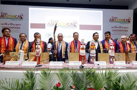 Expo Amazónica en Chachapoyas generará más de S/ 85 millones en negocios