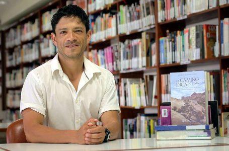 Geógrafo Bernardo Nieuwland presentará libro que promueve el Camino Inca de Lima