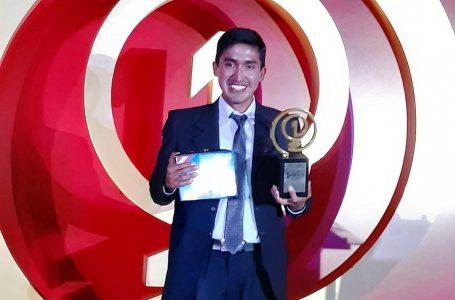 Joven peruano gana concurso de History Channel con sus galletas contra la anemia
