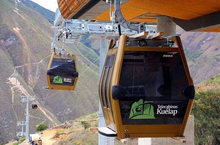 Telecabinas Kuélap sube tarifa a S/ 21 pese a caída de visitantes en 2019