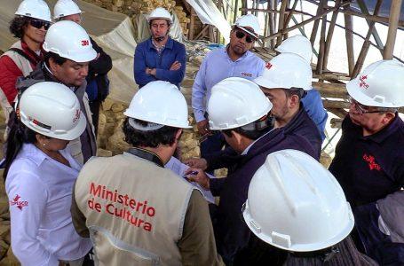 Plan Copesco y Ministerio de Cultura suscriben acta para reinicio de obras en Kuélap