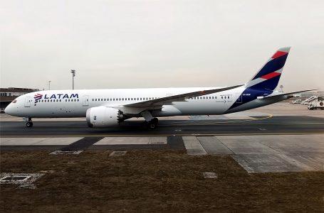 Avión de Latam Airlines aterrizó de emergencia en Pisco por amenaza de bomba