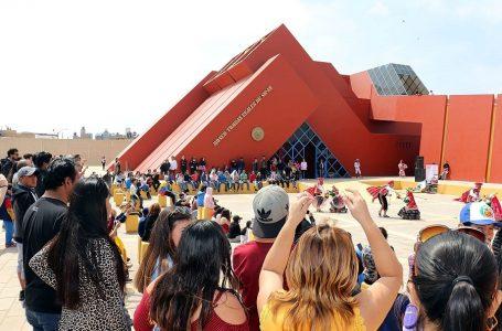 Más de 185,000 visitantes recibió Museo Tumbas Reales de Sipán en 2019
