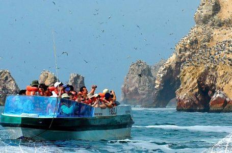 Fiscalizan actividades de transporte turístico acuático en Paracas