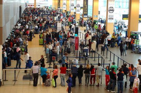 Más de 26 millones de pasajeros nacionales y extranjeros viajaron por avión en 2019