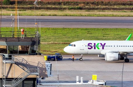 Sky espera transportar 42 mil pasajeros en nueva ruta Lima – Punta Cana
