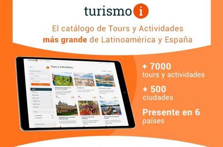 Turismoi permite a agencias reservar tours y actividades en Latinoamérica y España