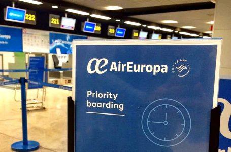 Air Europa implementa nuevo método de embarque por zonas en todos sus vuelos