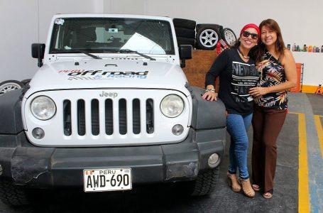 Carmen Gómez conduce 'Chicas en Ruta', nuevo espacio de turismo off road por Viva TV