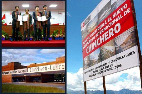 Inaceptable: MTC lanzará construcción de Chinchero sin estudio de impacto patrimonial [EDITORIAL]