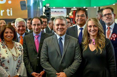 Presidente de Colombia destacó diversidad de la gastronomía peruana en Anato 2020