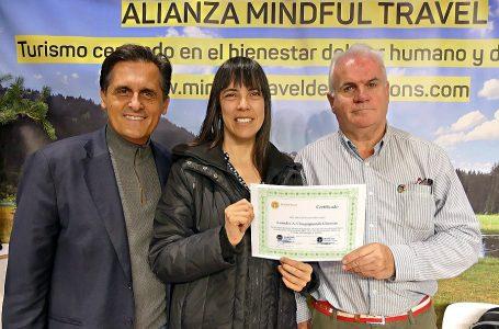 "Blogger peruana es la primera experta ""Mindful Travel"" de Latinoamérica"