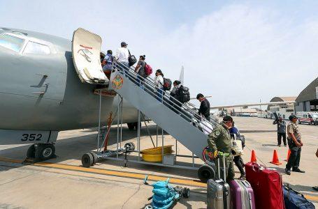 Coronavirus: más de mil peruanos repatriados cumplen cuarentena en 10 hoteles