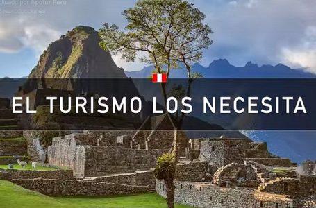 """Mensaje de los Operadores Turísticos al Gobierno: """"El turismo los necesita"""" [VIDEO]"""