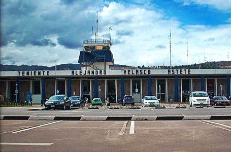 Aeropuerto de Cusco realizó 101 operaciones aéreas durante el estado de emergencia