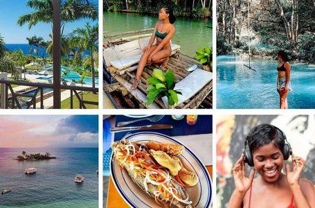 Jamaica recuerda sus atractivos turísticos en nueva serie de Instagram Live