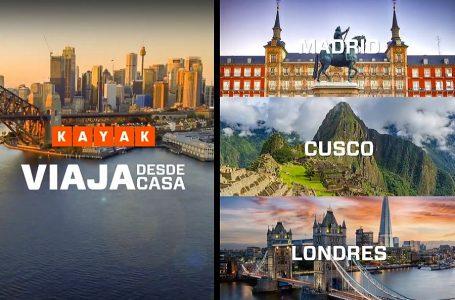 Kayak incluye tour virtual por Machu Picchu en campaña #ViajaDesdeCasa