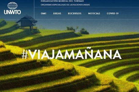 #ViajaMañana: nueva campaña de la OMT en respuesta a crisis del coronavirus