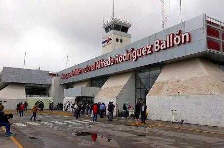 Aeropuertos del sur atendieron más de 860 vuelos durante la emergencia sanitaria