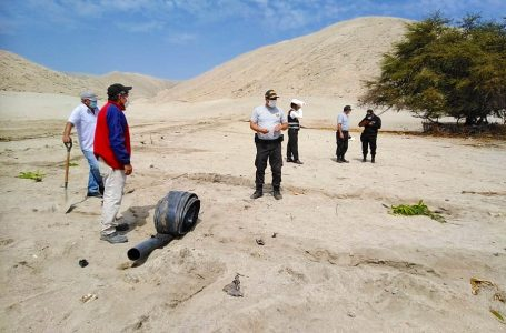 Recuperan área usada para agricultura en complejo arqueológico de Chankillo