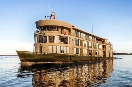 Iquitos: cruceros turísticos esperan volver a navegar por el río Amazonas en julio