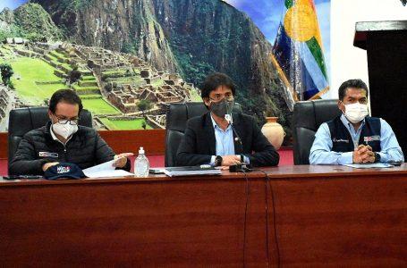Cusco presenta propuesta para reactivación de la economía regional