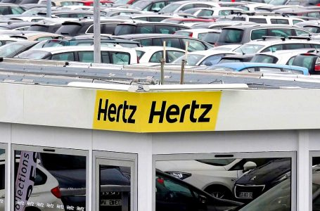 Hertz se declara en quiebra en EEUU y Canadá por crisis del coronavirus