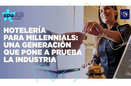 USIL realizará hoy webinar sobre reto de la hotelería frente a los millennials