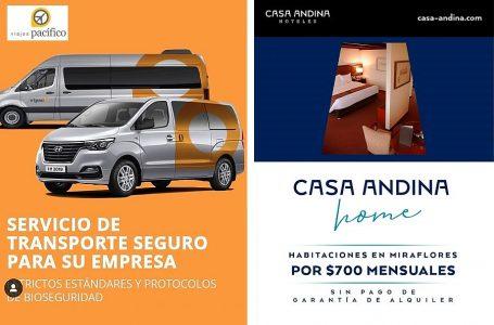 Vipac Transportes y Casa Andina Home: reinventando el negocio en tiempos de coronavirus