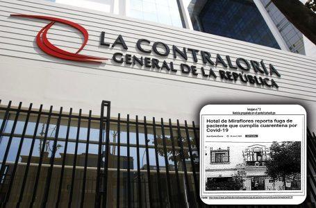 Contraloría cita a Turiweb como fuente periodística en informe de control al Mincetur