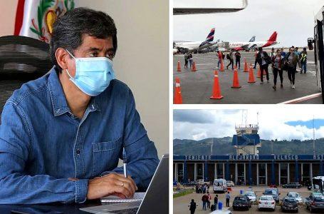 Vuelos internacionales podrían reiniciar antes de agosto conectando Cusco con países vecinos
