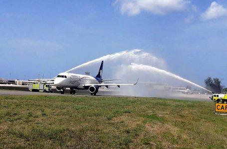 Aeroméxico y República Dominicana restablecen conectividad con dos vuelos semanales