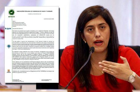 """Apavit califica de """"discriminatorio"""" el FAE-Turismo, en carta enviada al MEF"""