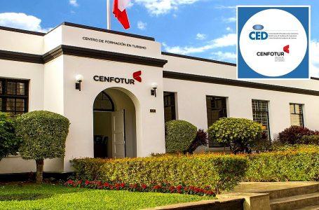 Cenfotur y CED firman convenio para impulsar desarrollo y reactivación del turismo