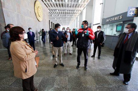 Corpac: aeropuerto de Cusco está listo para retorno de vuelos comerciales