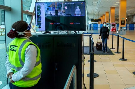 Aeropuerto Jorge Chávez presenta protocolos para su reapertura en julio