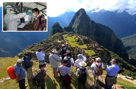 Ingreso a Machu Picchu será en grupos de 10 personas previo control de temperatura
