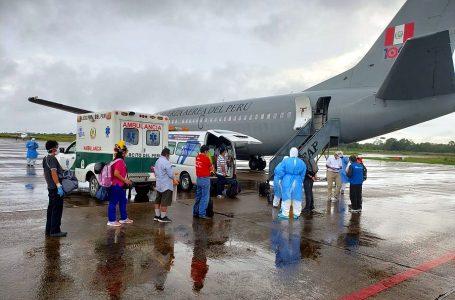 Ucayali registra un promedio de 13 vuelos diarios durante el estado de emergencia