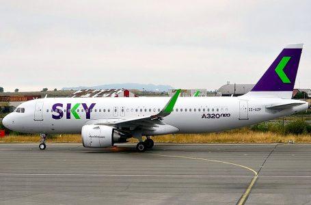 Sky Airline reanudará vuelos a 7 destinos nacionales desde el 15 de julio