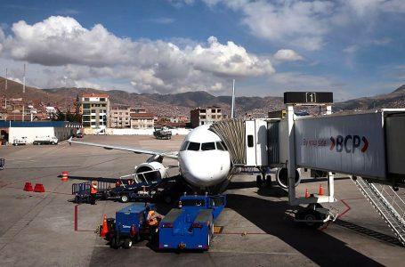 Transporte aéreo nacional registró caída histórica de 98.7% en abril por la pandemia