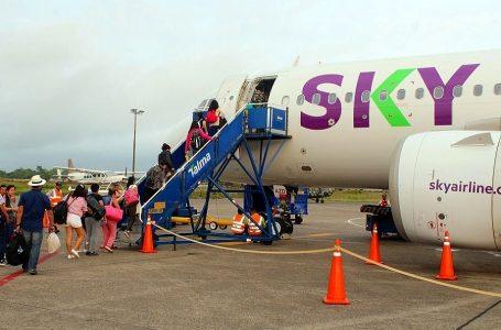 Transporte aéreo nacional de pasajeros cayó -51.7% en primer semestre de 2020
