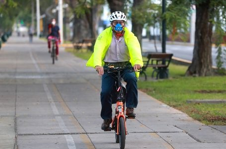Arequipa implementará 127 kilómetros de ciclovías para fomentar el uso de bicicleta