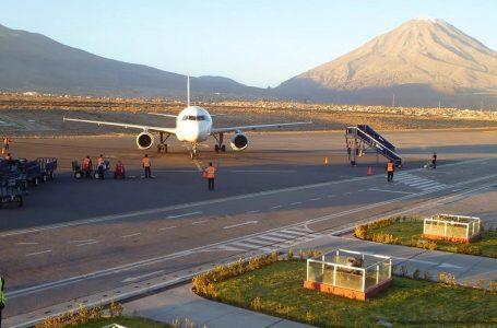 Vuelos a Arequipa y Tarapoto retornarán en setiembre y en Trujillo quedan suspendidos