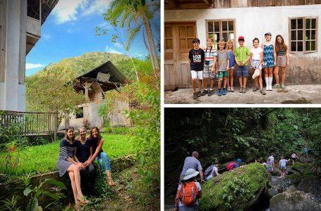 Emprendimiento de turismo sostenible permitirá revalorar legado histórico de Pozuzo